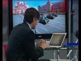 Герман Греф в прямом эфире телеканала РОССИЯ24 о новейшем оборудовании телеканала РОССИЯ24 на Петербургском Международном Эконом