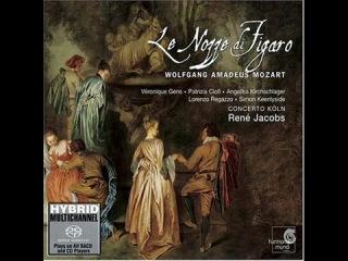 Mozart � Le Nozze di Figaro: atto II, finale (parte 2)